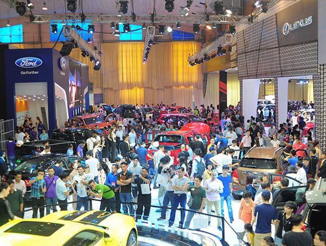 Thị trường ô tô Việt Nam năm 2018 sẽ chỉ có xe giá rẻ?