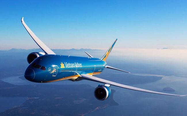 Vietnam Airlines báo lãi trước thuế 830 tỷ đồng trong 6 tháng