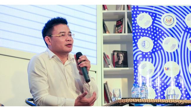 """Sáng lập DesignBold Hùng Đinh: """"Tế bào gốc"""" của startup là gì?"""