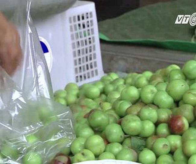 Hoa quả Trung Quốc đội lốt hàng Việt được tiêu thụ thế nào?