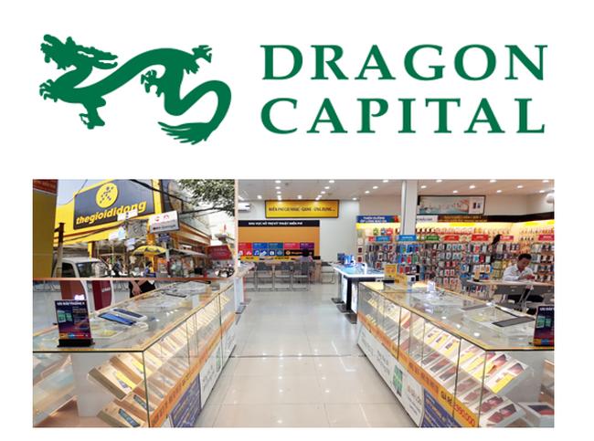 Liên tục mua thêm và lập đỉnh mới, Thế giới di động đã vượt Vinamilk trở thành khoản đầu tư lớn nhất của Dragon Capital
