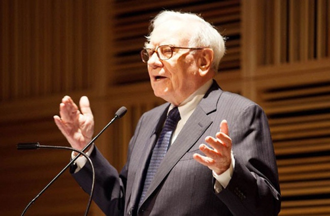 4 bài học diễn thuyết thay đổi cuộc đời Warren Buffett