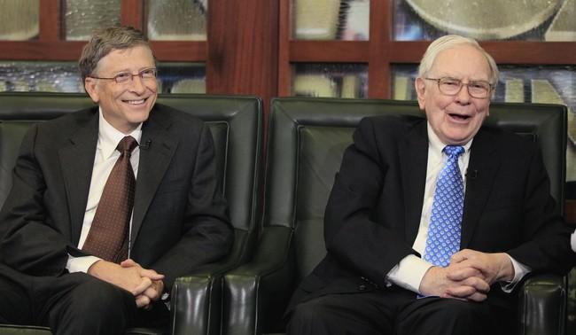 Warren Buffett: Nước Mỹ được nhờ phúc từ những người nhập cư