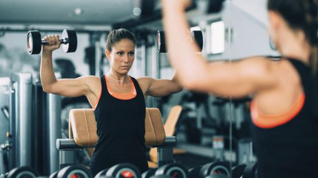 Chỉ miệt mài tập thể dục thôi chưa đủ để giảm cân!