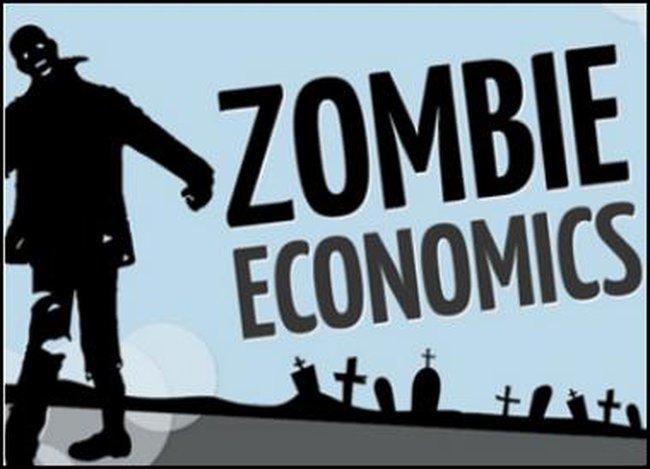 """Doanh nghiệp xác sống đang """"ăn thịt""""  kinh tế châu Á"""