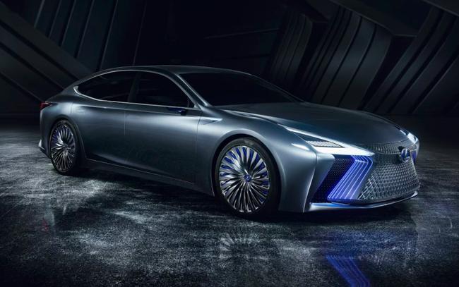 Lexus bước chân vào lĩnh vực xe tự lái, trang bị trí tuệ nhân tạo cho siêu xe