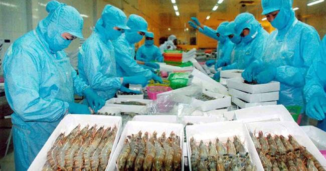 Việt Nam xuất khẩu tôm sang 68 thị trường
