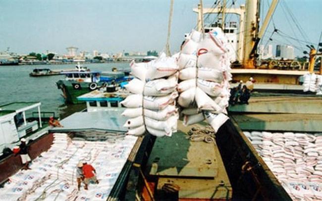 Tạm hết lo đầu ra cho gạo Việt