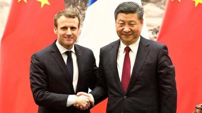 Quan hệ châu Âu-Trung Quốc dịch chuyển sau chuyến thăm của Tổng thống Pháp?