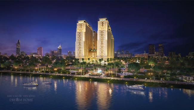Nhà Mơ chính thức mở bán tháp Emerald dự án Dream Home Riverside