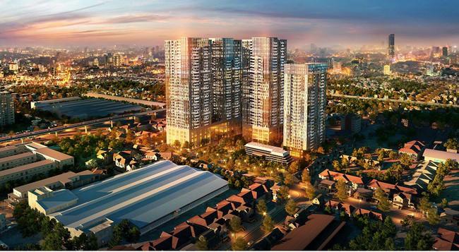 Thị trường bất động sản sôi động dịp cận Tết