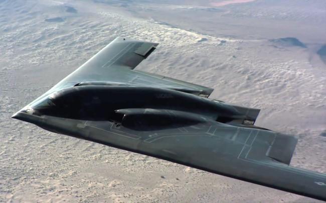 Mỹ đưa máy bay ném bom tàng hình tới đảm Guam, sẵn sàng tấn công hạt nhân chiến thuật vào Triều Tiên?