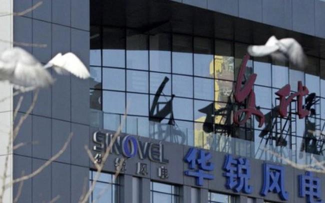 Cổ phiếu công ty Trung Quốc giảm mạnh sau cáo buộc đánh cắp bí mật thương mại Mỹ