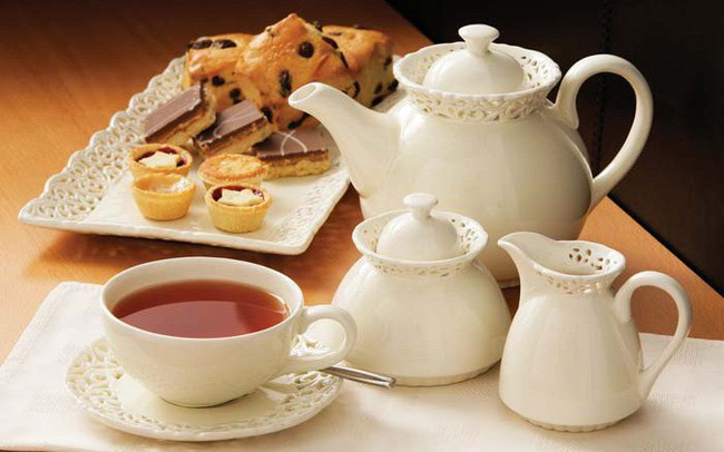 Nghệ thuật thưởng thức trà đen tao nhã của giới quý tộc