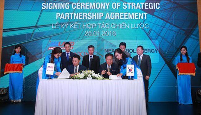 MBLand Holdings ký kết hợp tác chiến lược phát triển Bất động sản
