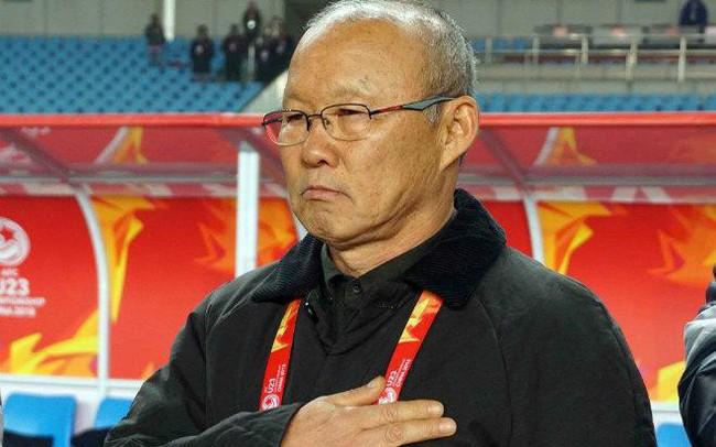 Park Hang-seo – Người có công lớn với bóng đá Việt Nam: là người thầy tài ba, người đồng hành tâm lý của U23 Việt Nam trên hành trình vào chung kết AFC Cup