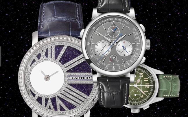 Chiêm ngưỡng siêu đồng hồ có chức năng bấm giờ độc lập đặc biệt nhất trên thế giới - giới hạn 100 chiếc và giá tới 147.000 USD