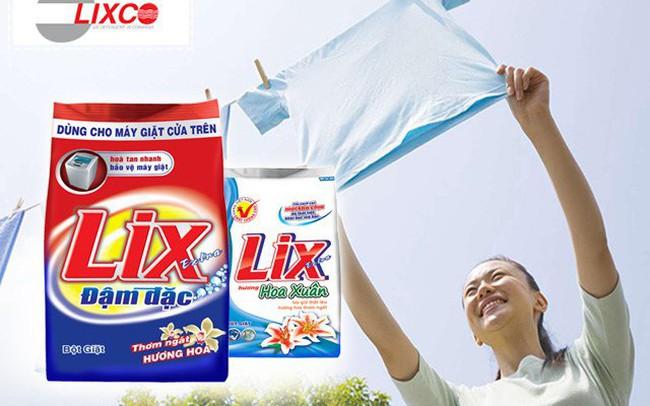 Bột giặt LIX đặt mục tiêu lãi trước thuế 45 tỷ đồng ngay trong quý 1/2018