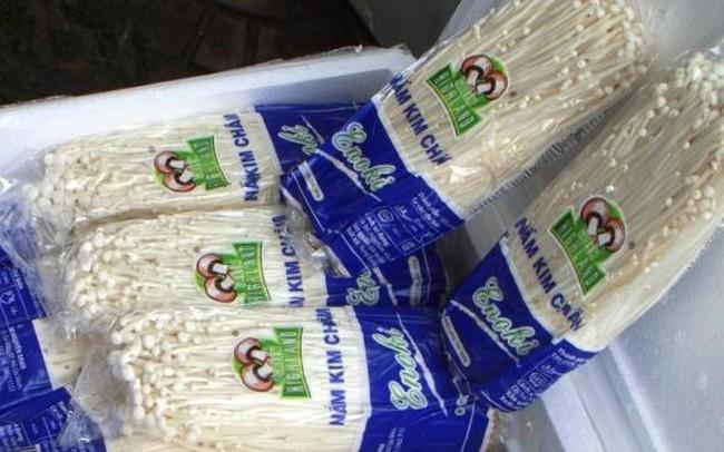 Tràn lan nấm Trung Quốc không rõ nguồn gốc