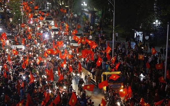 Thủ tướng yêu cầu bảo đảm giao thông chúc mừng Đội tuyển U23 Việt Nam