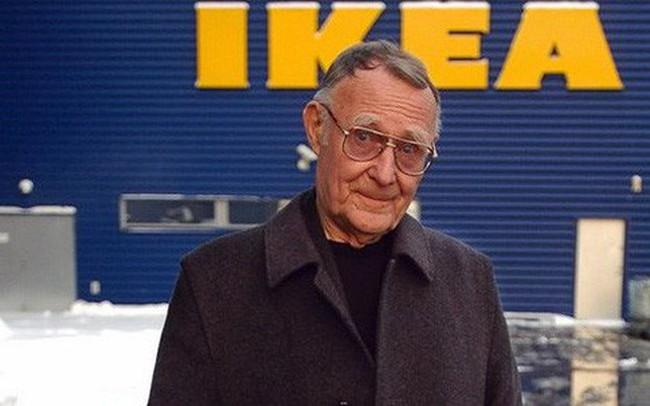 Người sáng lập 'đế chế' IKEA Ingvar Kamprad qua đời ở tuổi 91