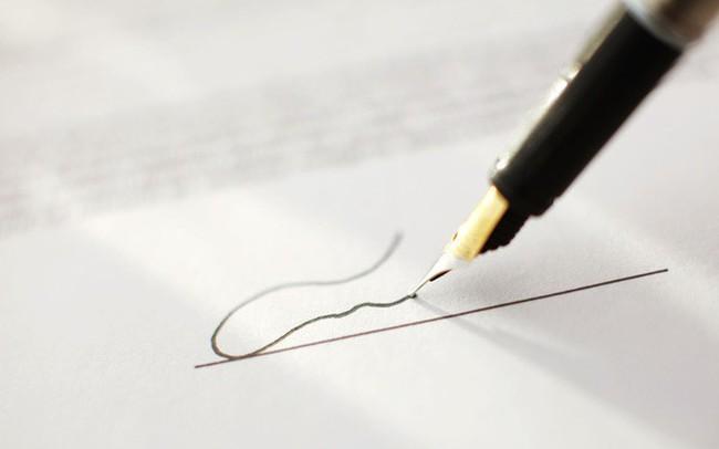 Khoa học chứng minh: Chữ ký càng lớn, bạn càng có nhiều khả năng làm lãnh đạo