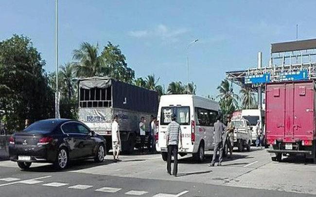 Ngày mai lấy ý kiến dân về mức giảm phí BOT quốc lộ 91