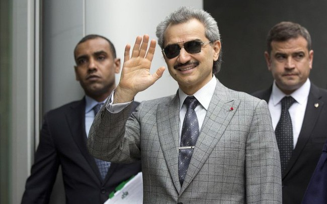 Hoàng tử tỷ phú thoát vòng lao lý, cổ phiếu công ty Ả rập bứt phá mạnh mẽ