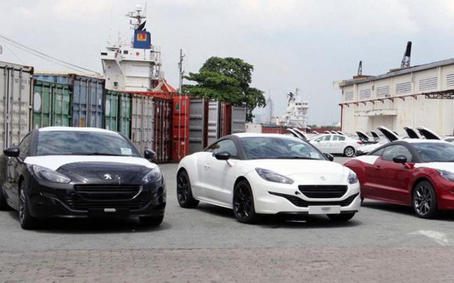 """Thông tư 03 - """"rào"""" khó vượt của ôtô nhập khẩu"""