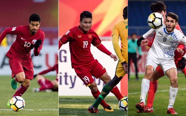 U23 Việt Nam có bao nhiêu cầu thủ lọt vào đội hình tiêu biểu của U23 châu Á?