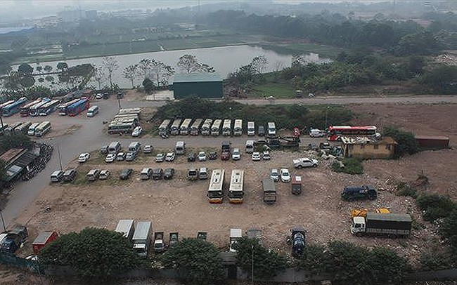 Khu đô thị giữa Thủ đô 'ôm đất' 14 năm không triển khai