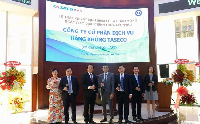 Tập trung vào nhóm hàng hiệu quả hơn, Taseco Airs (AST) báo lãi gấp đôi trong quý 4/2017