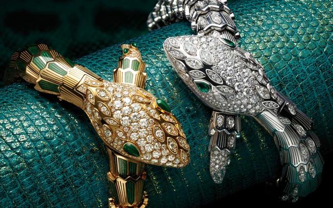 """Bulgari tiếp tục tung ra những phiên bản mới cho mẫu đồng hồ Serpenti, chứng minh khả năng """"biến hóa"""" không tưởng của nhà thiết kế"""