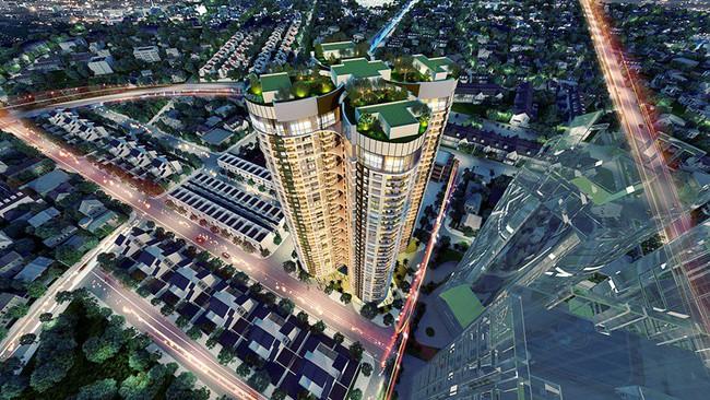 Sắp mở bán tòa căn hộ Skyview Plaza tại phía Nam Hà Nội