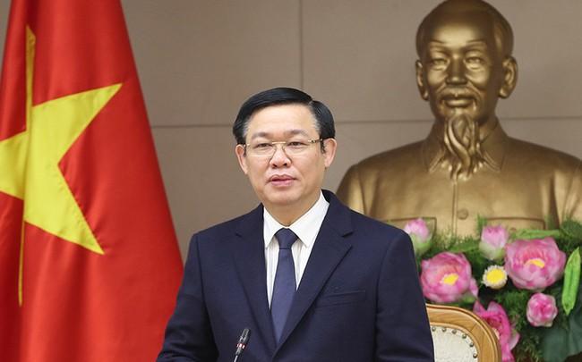 Phó Thủ tướng Vương Đình Huệ: Củng cố nền tảng vĩ mô, khơi thông các động lực tăng trưởng, duy trì đà phát triển của nền kinh tế