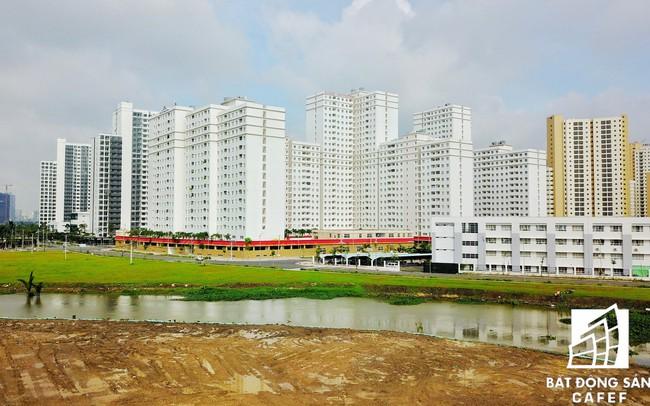TP.HCM: Điều chỉnh quy hoạch Khu dân cư Bình Trưng Đông