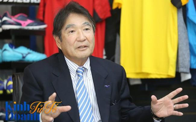 Chủ tịch Mizuno Nhật Bản: Chúng tôi muốn làm kinh doanh và đem lại nhiều điều tốt đẹp cho xã hội