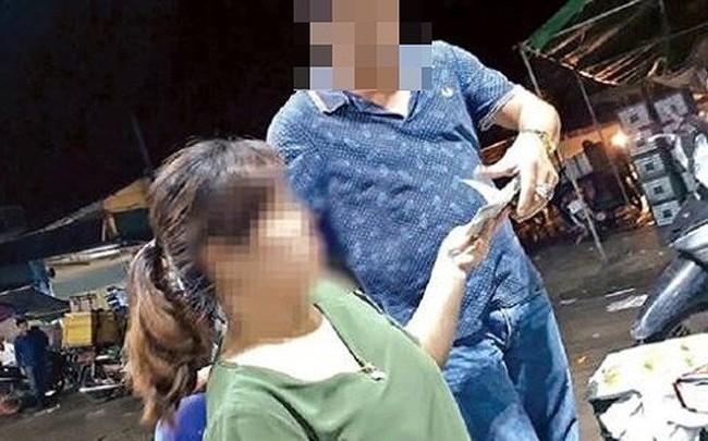 Khởi tố vụ án Cưỡng đoạt tài sản xảy ra tại chợ Long Biên