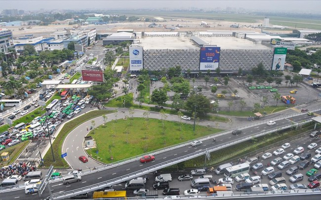 Sẽ cần 25.000 tỉ đồng để mở rộng sân bay Tân Sơn Nhất