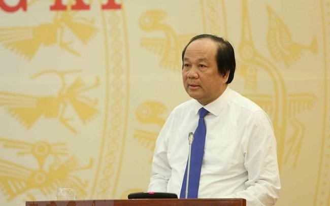 Bộ trưởng Mai Tiến Dũng chỉ ra hàng loạt điểm ấn tượng của nền kinh tế