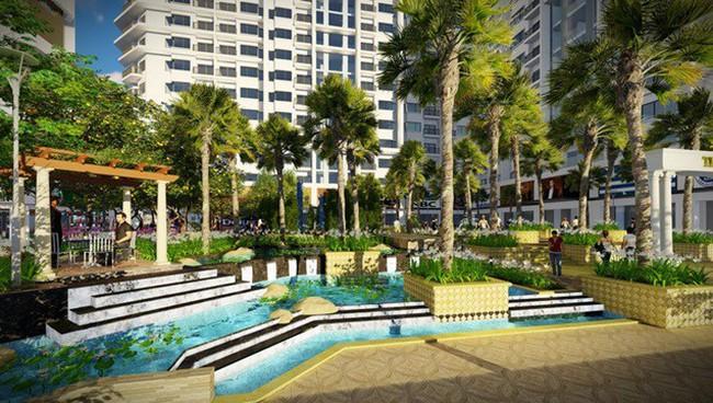 Monarchy - căn hộ nghỉ dưỡng ven sông Hànsắp mở bán