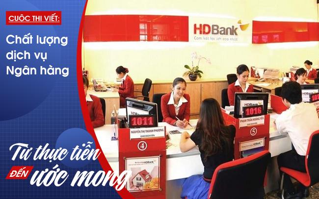 Khách hàng vay vốn kỳ vọng gì ở ngân hàng?