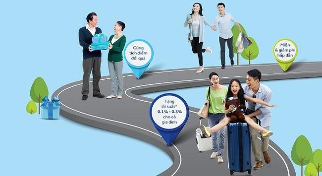 Family Banking - Kết nối người thân, trọn vẹn ưu đãi