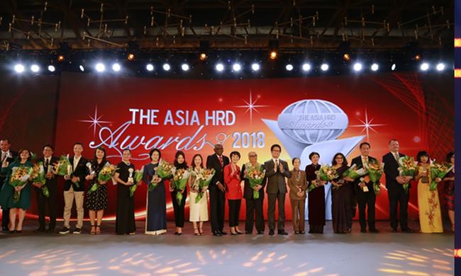 Suntory PepsiCo Việt Nam vinh dự nhận giải thưởng nhân sự uy tín Châu Á