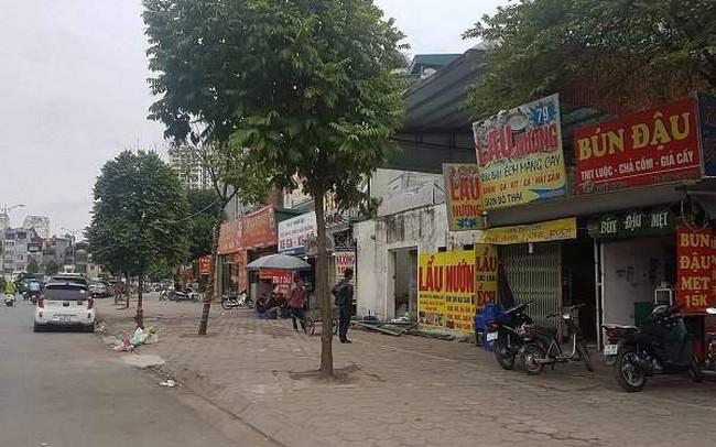 Phó Thủ tướng yêu cầu Hà Nội xử lý nghiêm vi phạm về đất đai, xây dựng dọc đường Nguyễn Hoàng