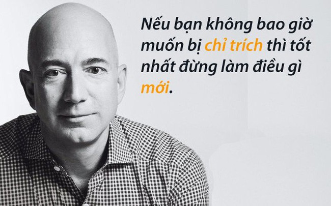 """Jeff Bezos và bí quyết """"về đích"""" của tỷ phú giàu có nhất thế giới: Thành công thuộc về người biết lắng nghe!"""