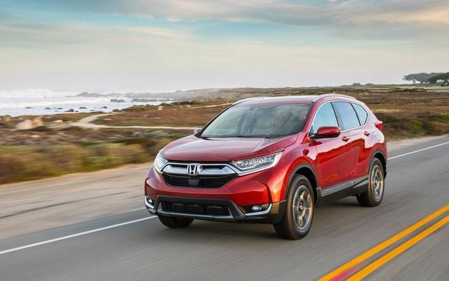 Top 10 ô tô bán chạy nhất tháng 9/2018: Đánh dấu sự trở lại của Honda CR-V trên bảng xếp hạng - ảnh 1
