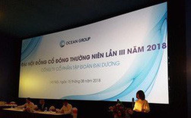 Ocean Group: Đang thực hiện thủ tục khiếu nại, yêu cầu hủy bỏ Quyết định áp dụng biện pháp khẩn cấp tạm thời của TAND quận Ba Đình