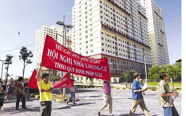 """Hà Nội giải quyết 71 nhà chung cư đang tranh chấp: Giải pháp chưa đủ mạnh với chủ đầu tư """"nhờn thuốc""""!"""