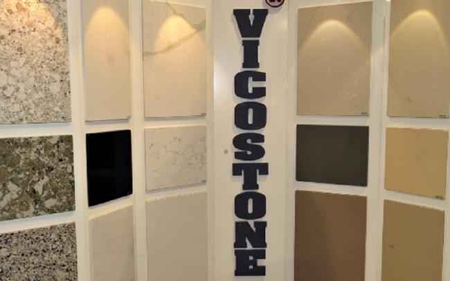Vicostone bị phạt và truy thu thuế gần 4,6 tỷ đồng, cổ phiếu tiếp tục giảm sâu
